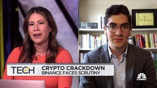 Coin Metric co-founder on Binance scrutiny and crypto regulation
