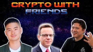 Crypto with Friends: Is there anything to the China FUD? DeFi comeback incoming?