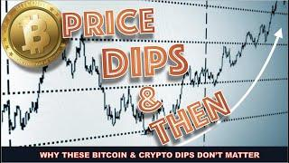 This BITCOIN PRICE DROP is IRRELEVANT & Here's WHY. WATCH THIS VIDEO BEFORE Your NEXT MOVE.