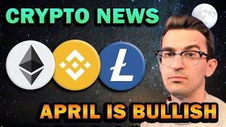 CRYPTO NEWS - April is Huge!! VISA Crypto Payments