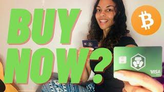 Should I Invest In A Crypto.com Visa Debit Card In 2021? | Best Time To BUY For COMPLETE BEGINNERS!