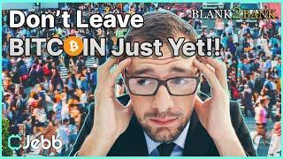 If You're Considering Leaving Bitcoin - Watch The Video First.