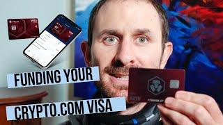 How To Start Using Your Crypto Debit Card | Crypto.com MCO CRO Card Review