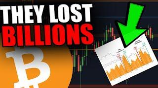 WHO SOLD THIS BITCOIN CRASH? BIGGEST SELLERS REVEALED[And Buyers...]