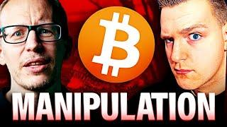 BITCOIN MANIPULATED MASSIVELY!! [DUMP ARTIFICIAL PROOF]