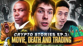 Making $100K in 10 minutes while trading on stage | Crypto Stories Ep. 2