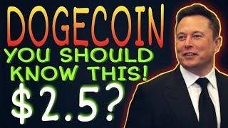 DOGECOIN WHALES ARE COMING! DOGECOIN NEWS TODAY
