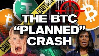BREAKING!! Tether Case Is DONE!! Why the CRASH!?