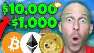 TURN $1,000 INTO $10,000 WITH CRYPTO!!!!! 10X YOUR MONEY THIS YEAR!!! ALTCOIN TRADING FOR BEGINNERS!