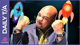 BITCOIN & ETHEREUM PUMPING NOW!!! [how to get in!]