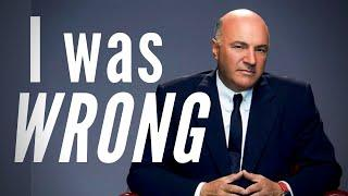 Kevin O'Leary Bitcoin Price Prediction (2021)
