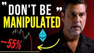 """EXPECT the SUPERCYCLE! Raoul Pal Ethereum & Bitcoin Prediction """"Time to Buy, Not Sell"""""""