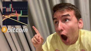 PREPARE FOR THIS GIGANTIC MOVE FOR BITCOIN!!!!!!!! [this trade will be epic]
