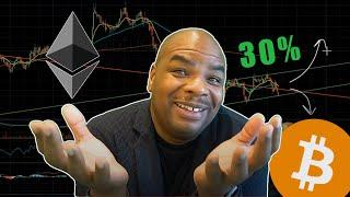 BITCOIN HAS ONLY A 30% CHANCE!!!!!! [But what about Ethereum]