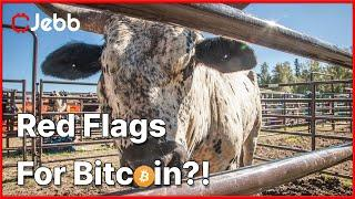Coffee N' Crypto: HUGE RED FLAG FOR BITCOIN?! - Is This Bitcoin Pattern Repeating Itself??