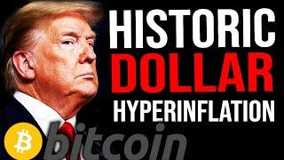 WOW!! DOLLAR FINAL DAYS!!! NEW FED POLICY! BUY BITCOIN! Programmer explains.
