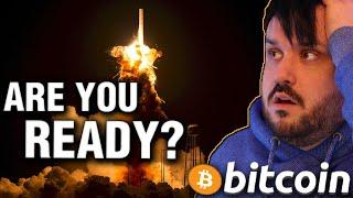 BITCOIN WILL ROCKET! Are you ready?