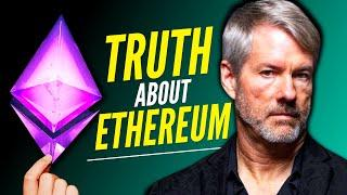 Michael Saylor Ethereum Biggest RISK - Will Microstrategy or Saylor ever invest in ETH? *NEW*