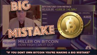 LEGENDARY INVESTOR SAYS NOT OWNING BITCOIN IS A MASSIVE MISTAKE! ETHEREUM vs. CARDANO STAKING + VOTE