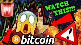 BITCOIN DOING SOMETHING VERY SCARY!!!!! YOU MIGHT NOT LIKE THIS [secretly bullish?]
