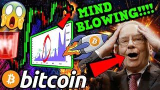 INSANE!!!! SHOCKING *NEW* DATA REVEALS WHY BITCOIN is ABOUT to PARABOLIC!!!!