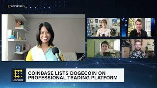 Dogecoin Soars 32% in 24 Hours as Coinbase Hops on the Crypto-Meme Train | The Hash - CoinDesk TV