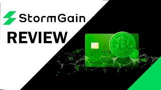 The Easiest Platform For Cryptocurrency Trading. Stormgain