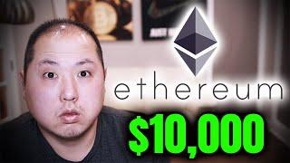 ETHEREUM IS GOING TO REACH $10,000 SOON!!! REASONS WHY!!!