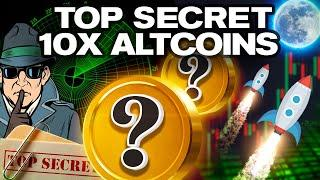 Under the Radar ALTCOINs No One Talks About...YET!!