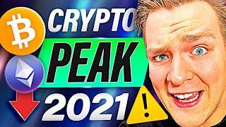 BITCOIN WILL PEAK IN A FEW MONTHS!!! Today changed everything... [TIME TO PREPARE]