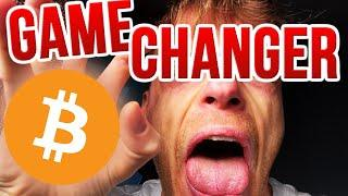 THE BITCOIN GAME CHANGER...