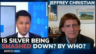 Is the silver price controlled by banks? Here's what's really happening – Jeff Christian