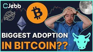 BIGGEST Bitcoin Adoption Story Of The Year! - F2 Market Manipulation Leads To Bitcoin Bull Market!