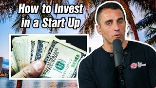 Anthony Pompliano: How To Invest In Start Ups 101.