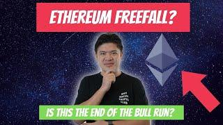 (Monday) Ethereum ($ETH) freefall? Is this the end?