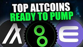 3 ALTCOINS SET TO EXPLODE IN 2021 [Get Ready Now...]