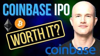 Is The Coinbase IPO Worth It?