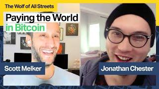 Paying the World in Bitcoin with Jonathan Chester, CEO of BitWage