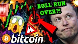 BITCOIN BEAR MARKET STARTS NOW?! THIS CAN'T BE IGNORED!!! [we need to talk about BTC]