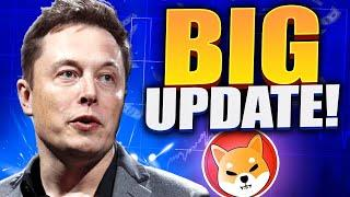 SHIBA INU COIN DAILY UPDATE!!! THIS IS HUGE FOR SHIB!!! Shiba Inu Price Prediction SHIB COIN NEWS