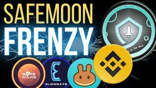 ️ BINANCE SUSPENDED DUE TO SAFEMOON FRENZY!!!