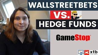 WallStreetBets VS. Hedge Funds - Considerações | Renda Maior