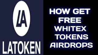 How to get Cryptocurrency Whitex Coin Airdrops tamil   Whxc Token Airdrops tamil