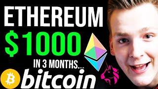 ETHEREUM MASSIVELY OVERSOLD!!! $1000 in Q4 REALISTIC? ETH 2.0, Staking, Defi - Programmer explains