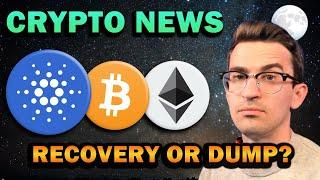 CRYPTO NEWS - Market Correction, Bullish Altcoins, Huge Events Coming