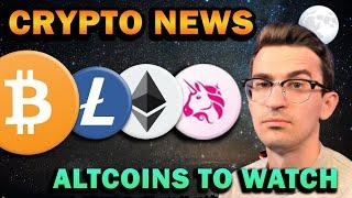 HUGE CRYPTO RALLY COMING!! Altcoins I'm Watching