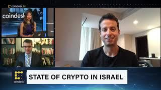 eToro U.S. Chief on Expanding U.S. Hub to Miami; State of Crypto in Israel | First Mover