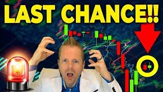 ATTENTION BITCOIN HOLDERS: This Is Your LAST CHANCE (act now)