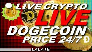 CRYPTO LIVE NEWS DOGECOIN LIVE STREAM NOW | DOGECOIN LIVE CHART LIVE STOCK PRICE BEST COIN TO BUY