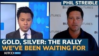 Gold, silver price unleashed; Will this summer be as explosive as 2020's? Phil Streible